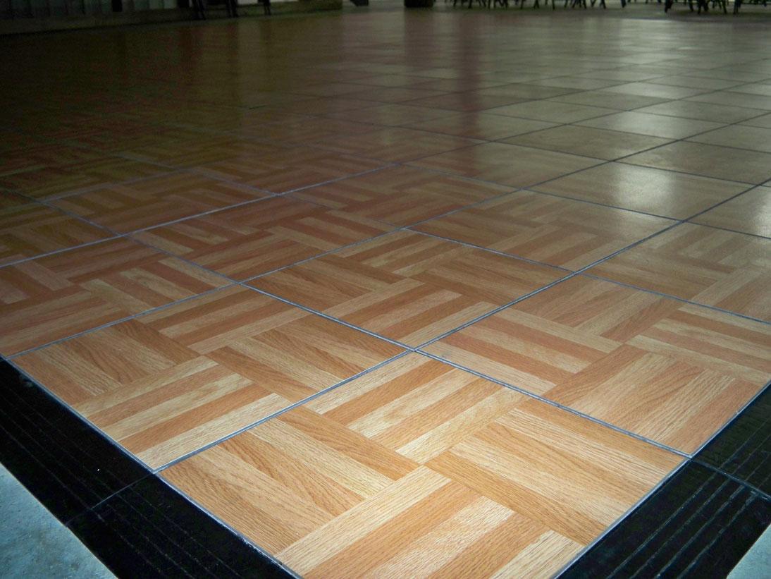 Close Up Portable Dance Floor Djcain